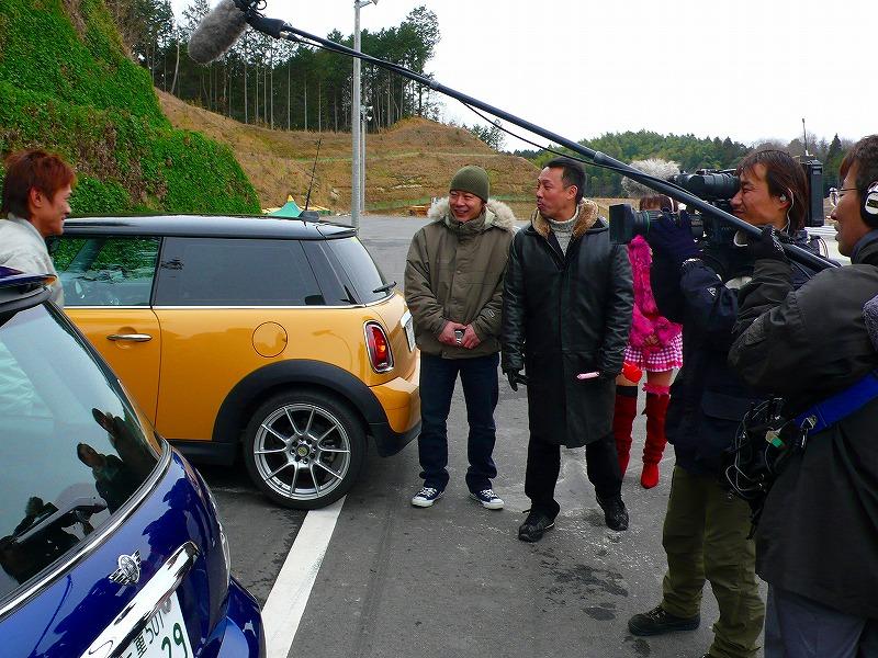 ドリームカー倶楽部TV 撮影