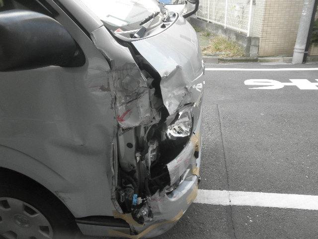 保険修理 (各保険会社対応しています)