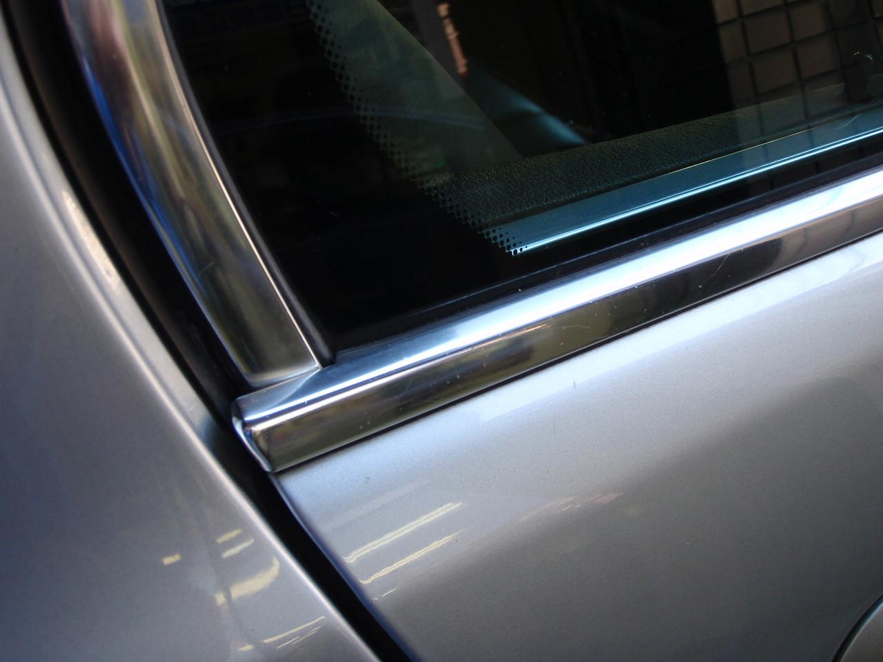 BMWメッキモール