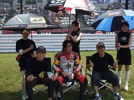 2011 鈴鹿8耐
