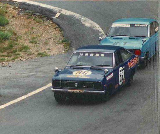 写真:思い出のシーン '79 中山サーキット