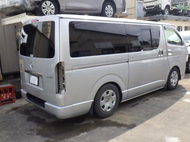 トヨタ ハイエース