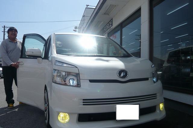 S様 TOYOTA VOXY 70系
