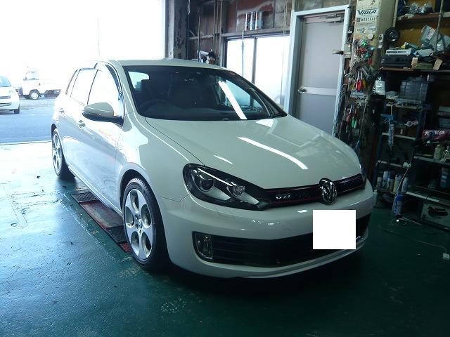 K様 VWゴルフ�Y GTI