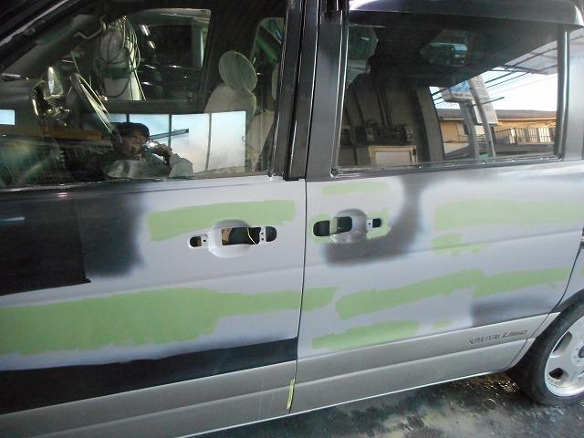 トヨタ 板金塗装修理