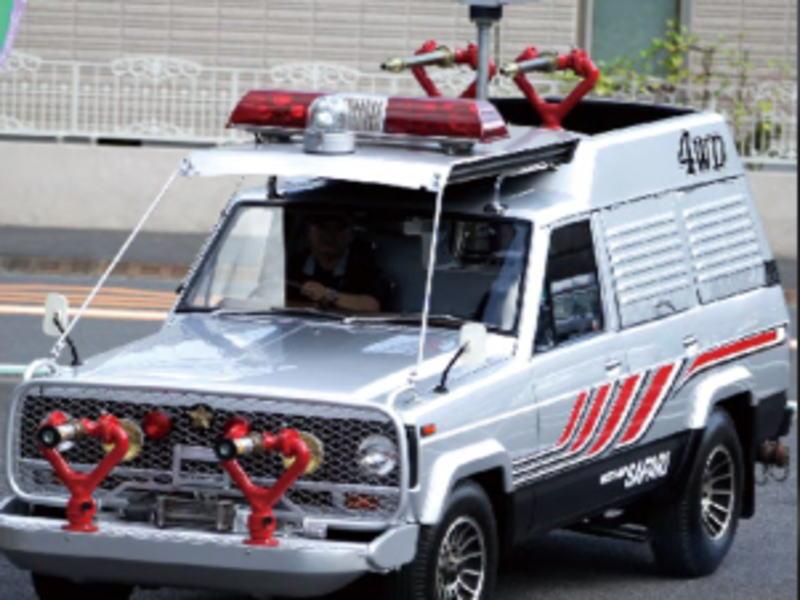 西部警察車両サファリ