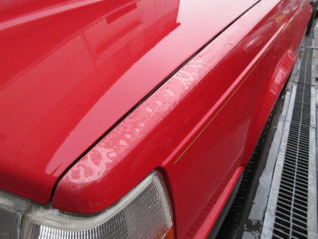 ボルボ940エステート 板金塗装修理事例