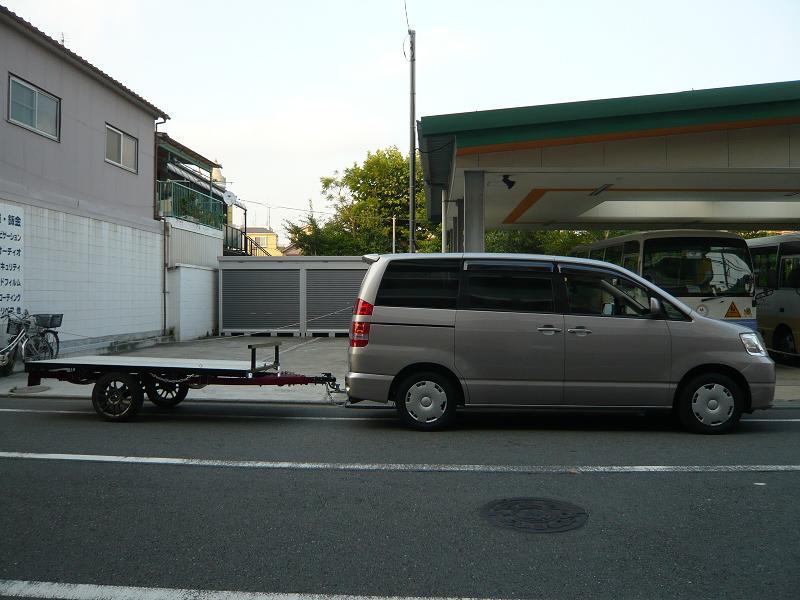 乗用車使用例<br />