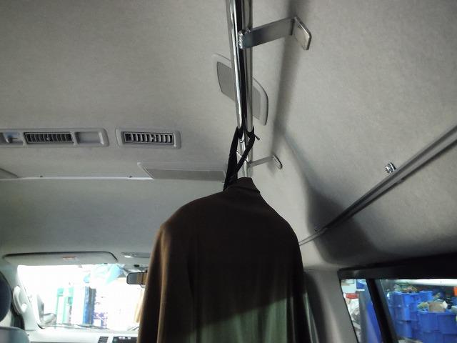 あったら良いなを作ってみました<br /> 雨の日のロケで衣装やタオルを掛けるのに最適ですよ!<br />