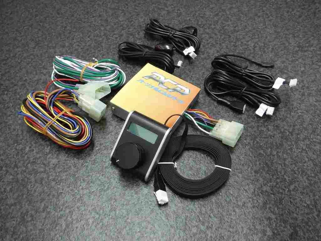 ハイエース用リアエアコン化オートコントロールユニット