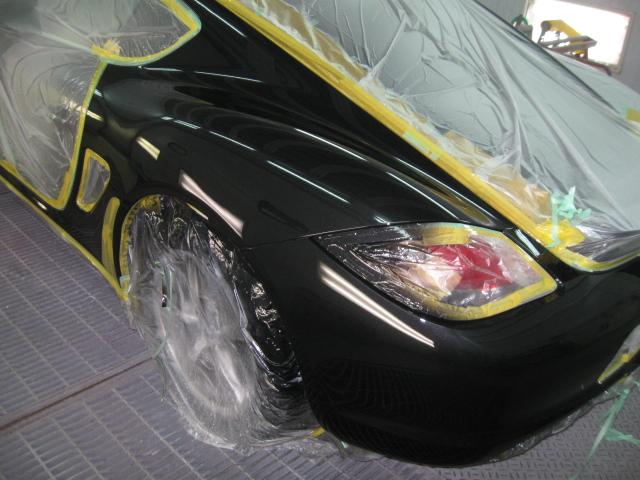 高級外車 2K RM塗料