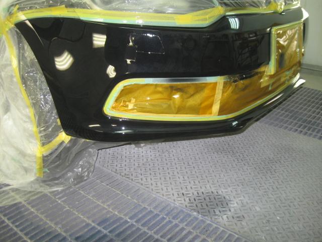 車のバンパーは、修理出来ないの?