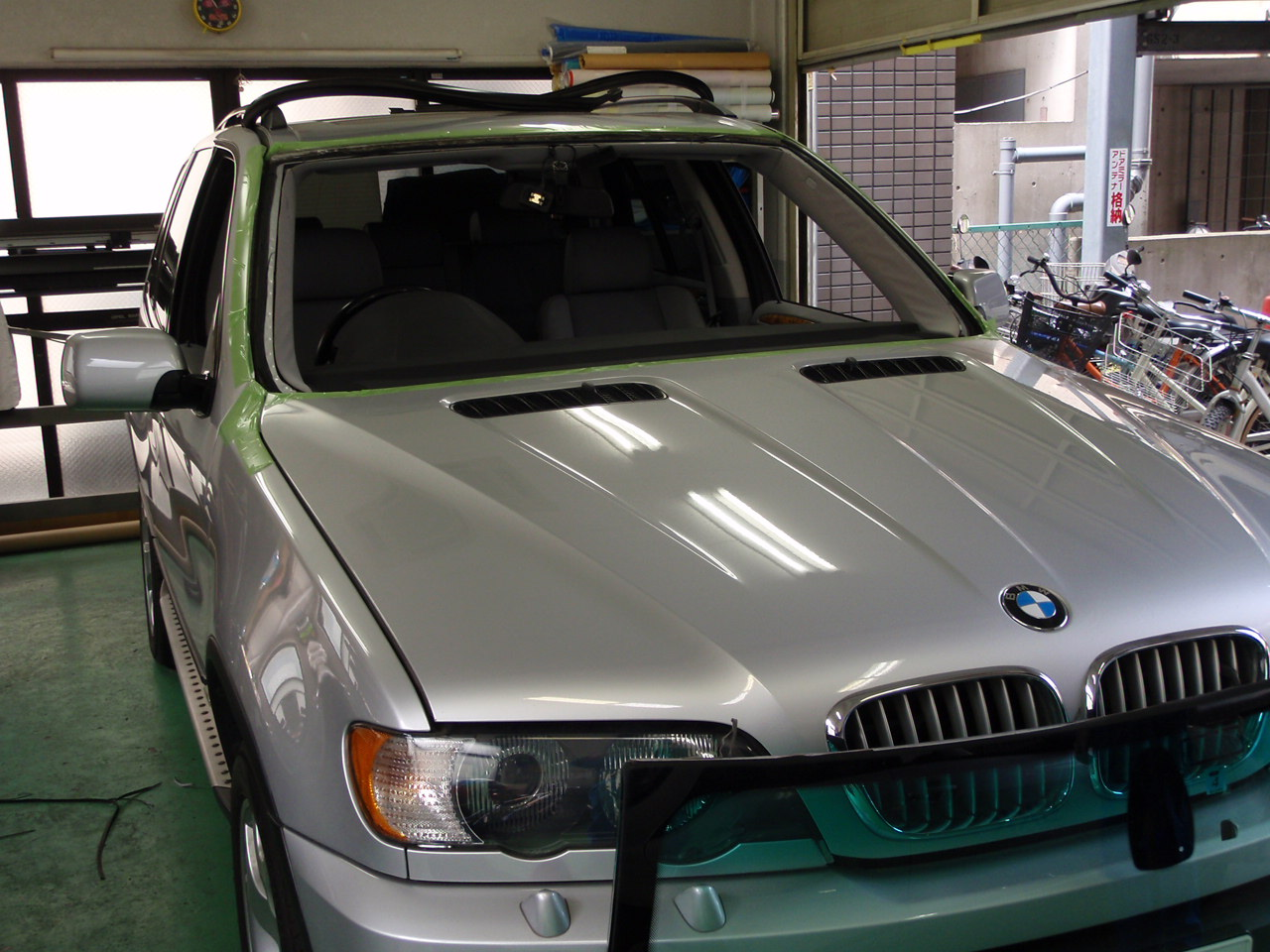 BMW X−5
